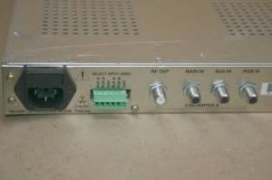 General Instrument  C8U-H Commander 8 Upconverter 550-1000MHz Motorola Jerrold