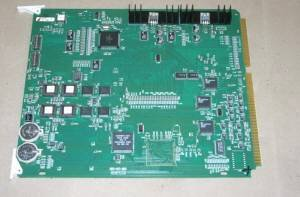 Philips/Bosch/Burle 8810a-001  LTC Video cpu Card  3031423-005