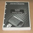 JD John Deere LX200 Technical Service Repair Manual