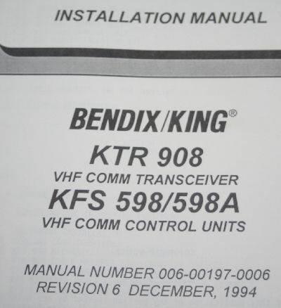 king kt76a installation manual pdf