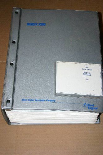 Bendix King KDM-7000B DME Component maintenance Manual KDM7000B 006-05155-0004