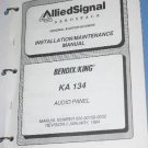 Bendix King KA-134 Audio Panel maintenance/overhaul Manual Allied