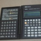 VINTAGE 1986 HP HEWLETT PACKARD19B II 19BII HP BUSINESS CONSULTANT CALCULATOR