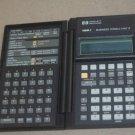 VINTAGE 1986 HP HEWLETT PACKARD19B II 19BII HP BUSINESS CONSULTANT CALCULATOR