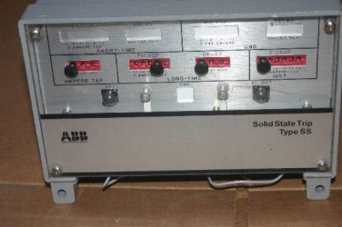 ABB SS3 SOLID STATE TRIP SS 609903-T503 ASEA BROWN BOVERI