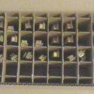 Lot of (22) ITT Cannon DDMM-50PM 50-Pin D-Subminiature Connectors M24308/24-5 TE