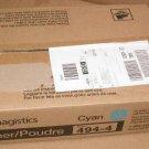 Box 3 Cyan Toner 494-4 Oce Imagistics CM3530 CM4530