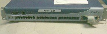 SHORETEL SHORELINE SHOREGEAR IPBX-24 PBX VOIP SG-24 phone system SWITCH 600-1004