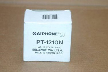 AIPHONE 12V AC PLUG-IN PT-1210N *NEW*