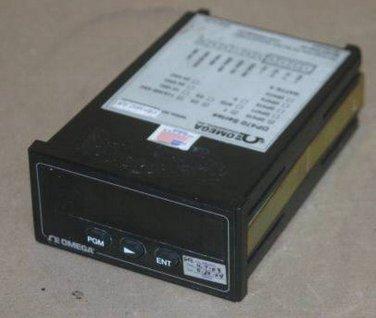 Omega DP470-T-C2 Option Digital Temperature Indicator Controller 120V Process