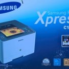 Samsung C1810W Workgroup Wireless Color Laser Printer - BRAND NEW SEALED BOX