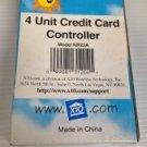 NEW X10 KR22A 4 Unit Credit Card Key Chain Remote  Controller X-10