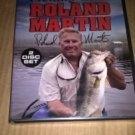 New Sealed Fishing with Roland Martin (DVD, 2008, 2-Disc Set versus country 23