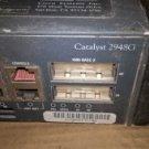 Cisco Catalyst 48 Port Gigabit Ethernet Switch WS-C2948G-GE-TX.