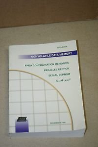 Amtel data memory eeprom dataflash 1998 datasheet Catalog Guide Manual