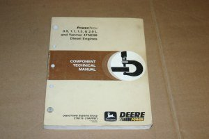 JD Powertech & Yanmar Diesel Engines Technical Manual