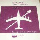 Bendix King DFA-74A ADF RCVR maintenance Overhaul Manual DFA74A 34-53-31 IB1174A