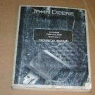 JD John Deere Z-trak F620,F680 Technical Service Manual