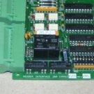 UTC GE Casi Rusco M5 Micro 5 110063001 Card 2RP Reader Interface board rdr m/5