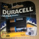 1 x 245 Duracell Ultra 2CR5 Photo Battery 6, 0V 1600 mAh DL245 2CR5M 5032LC