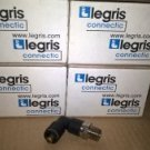 "40 Legris 3109 60 14 Push-to-Connect Fittings, 90 Degree Male Elbow, 3/8"" Tube"