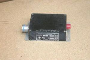 VLF/Omega Global Nav 11444-1 Loop Coupler Unit TSO-C94