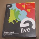 Ableton Live 8  Music Software for Mac OS/Windows Educational Version Sealed
