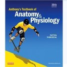 Anthony's Textbook of Anatomy & Physiology by Gary A. Thibodeau Hardcover Book (