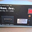 Nikon 78591 HBO 100w Power Supply for Nikon Hg 100 Lamp Housing Microscope
