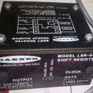 BANNER LSR-64 LSR64 SHIFT REGISTER