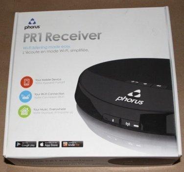 Phorus PR1 Receiver with Multi-Room Wireless Audio Streaming