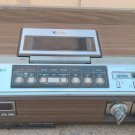Ultra Rare Sanyo VCR-5000 BetaCord Beta II/III Recorder Player, Bcord Simul Wood