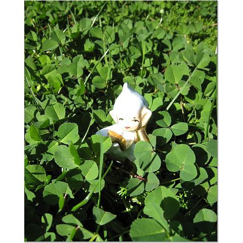 Ernest Visits the Clovers 8x10 photo