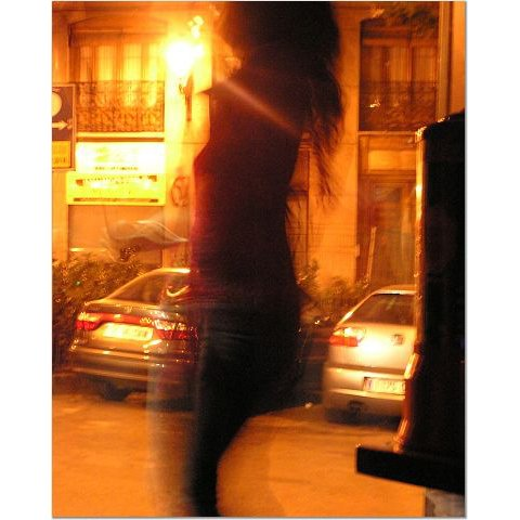 Madrid Dancer 8x10 photo