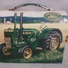 Small Tin John Deere Lunch Box