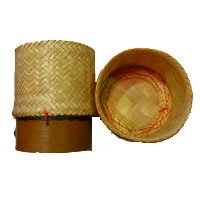 Sticky Rice Serving Container 5""