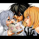 8x10 Death Note-LMN Print