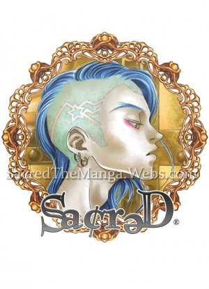 Sacred- Industrial Yellow Cellphone Charm