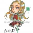 Sacred- Chibi Cellphone Charm 6