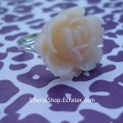 LIGHT NUDE Rose Ring