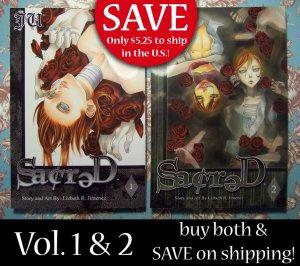 Sacred, volume 1 & 2