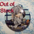 2.25 inch. Chibi Near Button