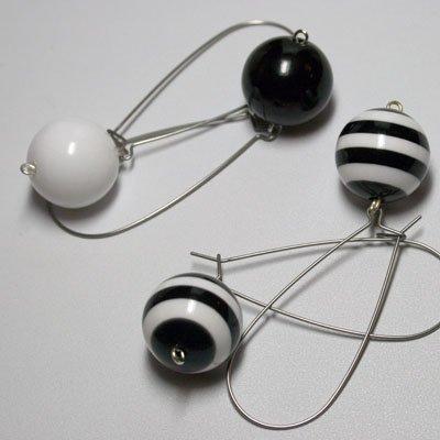 Mod Earring Set