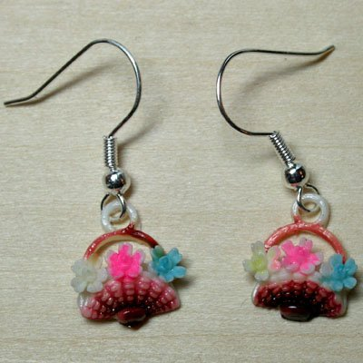 Surprise Bouquet Earrings