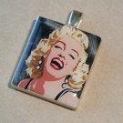 Marilyn Monroe Tile Pendant Necklace (4)