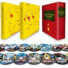 PIKACHU THE MOVIE PREMIUM BOX 1998-2010 [Blu-ray]from Japan