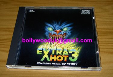 ***Extra Hot 3*** Bhangra Remix CD - 1991 Multitone