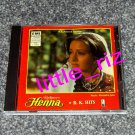 **HENNA** Bollywood/Indian Soundtrack CD EMI Made in UK New Lata Mangeshkar