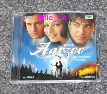 **AARZOO** Bollywood/Indian Soundtrack CD Madhuri Dixit Anu Malik Akshay Kumar