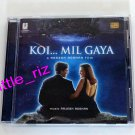 **Koi Mil Gaya** Bollywood/Indian Soundtrack CD - Hrithik Roshan Preity Zinta.